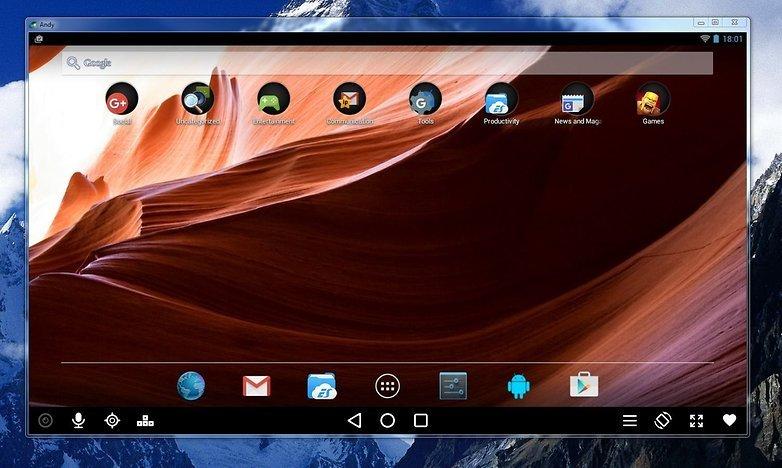 Самые лучшие эмуляторы андроид на компьютер. Список лучших эмуляторов android для PC. Какой эмулятор андроид для windows лучший?
