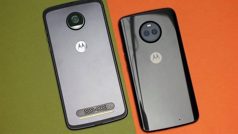 Moto Z2 Play против Moto X4: Программное обеспечение, камера, дисплей, аксессуары, технические характеристики, аккумулятор
