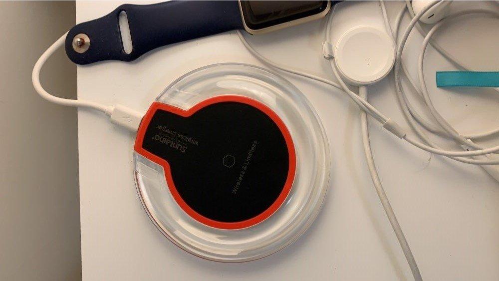 Как пользоваться беспроводной зарядкой для телефона